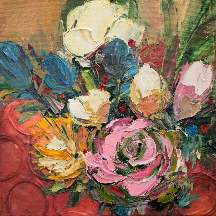 Floral art for sale